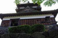 城郭建築の初期の建物