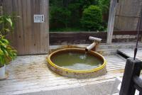 釜の露天風呂