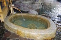 一人用の湯舟