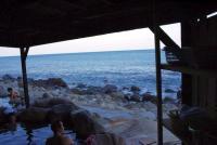 海は目の前