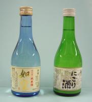 """青森の""""如空""""と""""桃川にごり酒"""""""