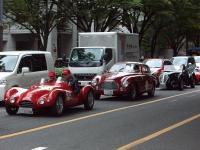 1949年フィアット、1950年フェラーリ、1950年ヒーリー